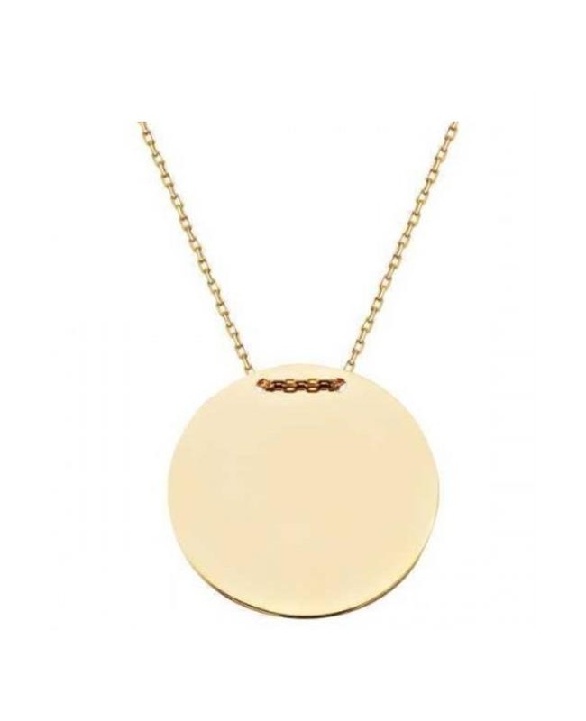 Lanturi de aur - Lantisor de aur 14K femei BANUT Acasa