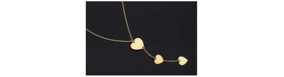 Lanturi si lantisoare superbe de aur pentru dama si barbati